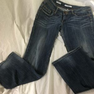 Vigoss women's New York Boot 11/12 jeans